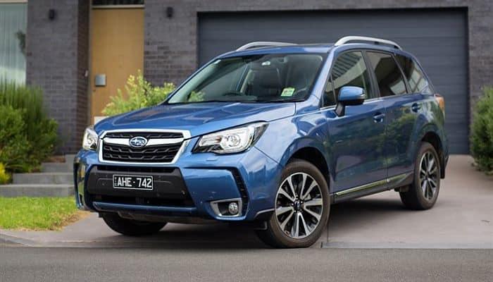 Fallas Comunes de un Subaru Forester