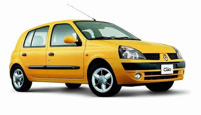 Fallas Comunes de un Renault Clío