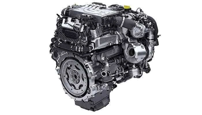Partes del Motor