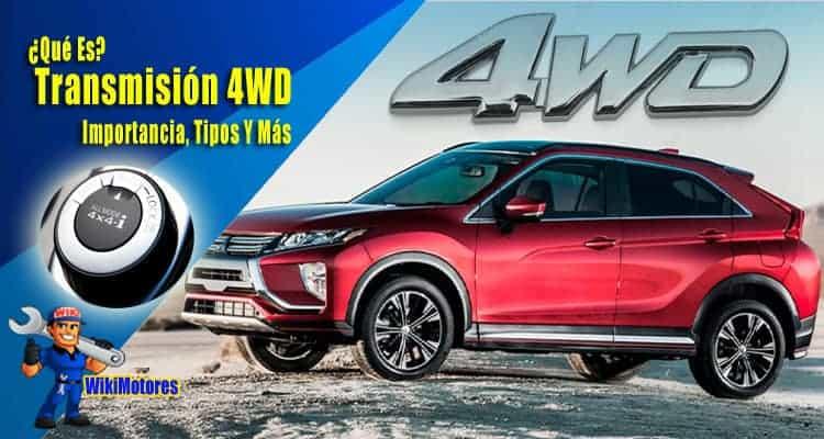 Transmision 4WD 1