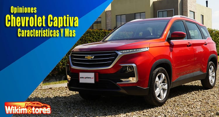 Chevrolet Captiva Opiniones 0