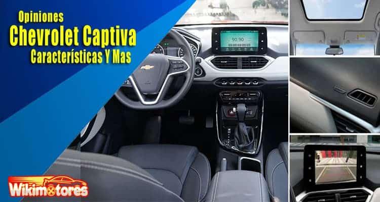 Chevrolet Captiva Opiniones 3