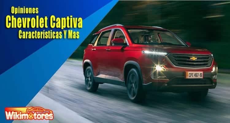 Chevrolet Captiva Opiniones 5