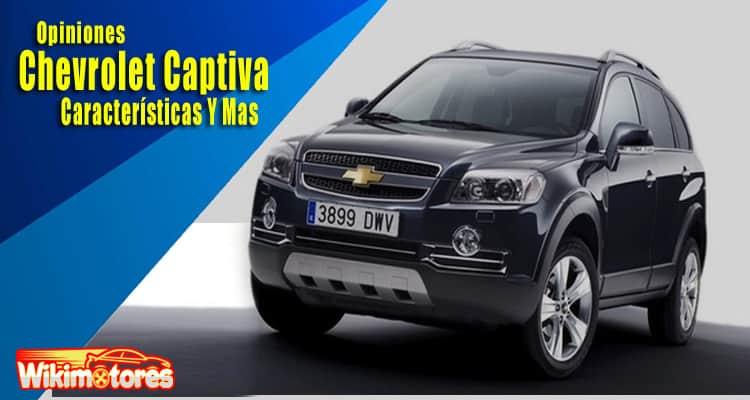 Chevrolet Captiva Opiniones 6