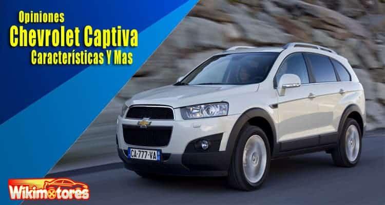Chevrolet Captiva Opiniones 7