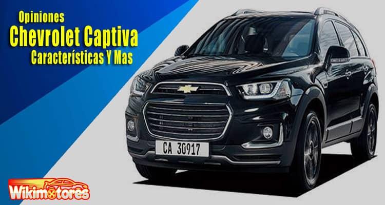 Chevrolet Captiva Opiniones 8