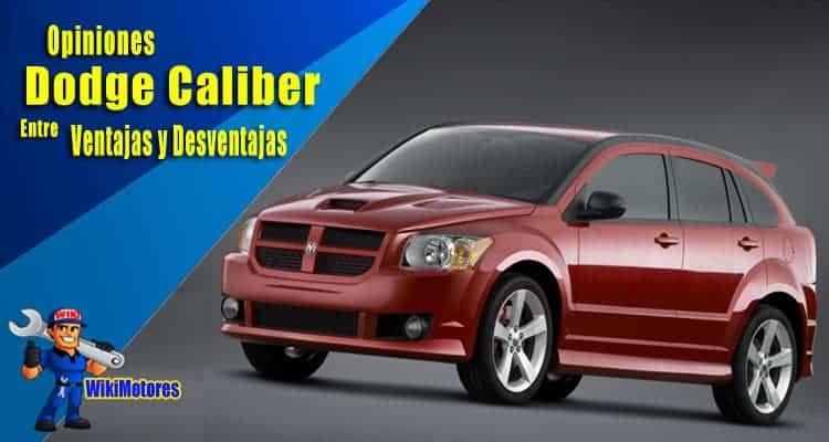 Dodge Caliber Opiniones 1