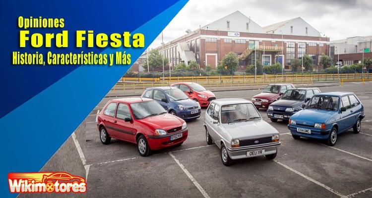 Ford Fiesta Opiniones 1