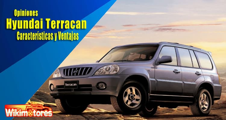 Hyundai Terracan Opiniones 1
