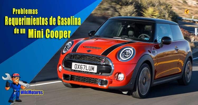 Problemas de Requerimientos de Gasolina de un Mini Cooper 3
