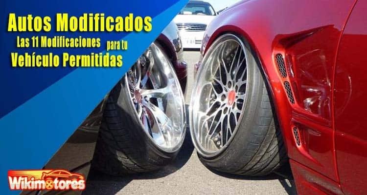 Autos Modificados, 09