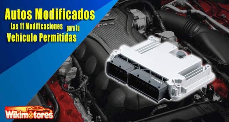 Autos Modificados, 12