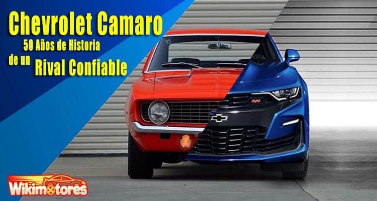 Chevrolet Camaro 01
