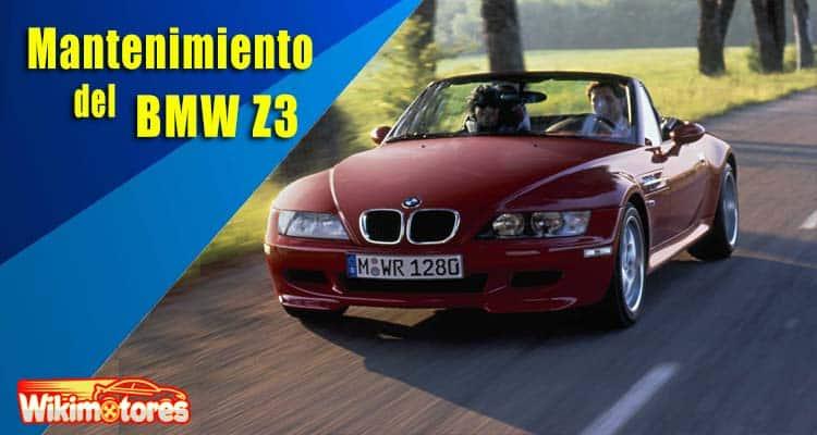 Mantenimiento del BMW Z3 04