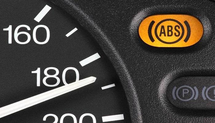 Sistema De Frenos Antibloqueo ABS