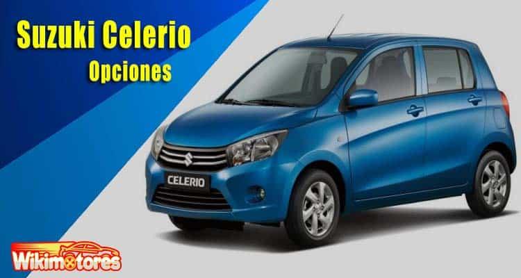 Suzuki Celerio Opiniones 01