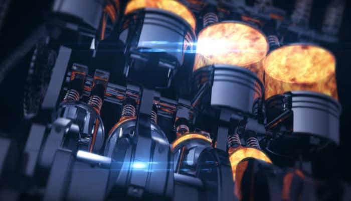 Detonación En Un Motor