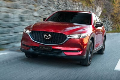 Mazda CX-5 (2017-presente)