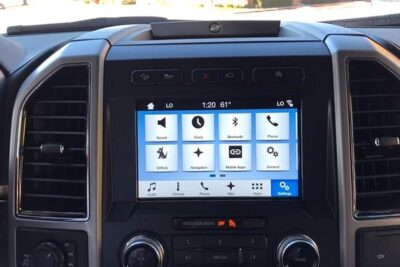 Actualizar Ford Sync