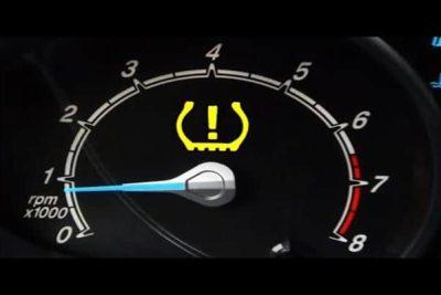 como reiniciar un sensor de presión de neumáticos